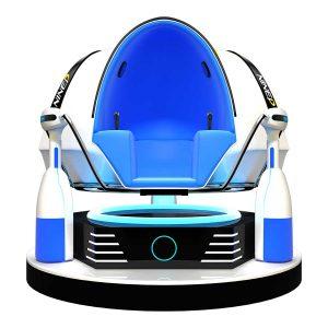 NINE-D 9D VR 3 Seats
