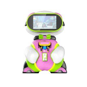NINE-D Bear Baby VR Pink