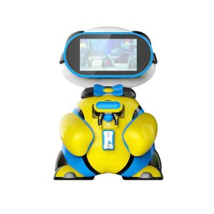 NINE-D Bear Baby VR Yellow