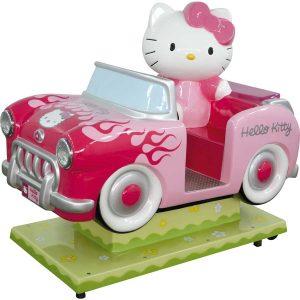Hello Kitty Happy Car