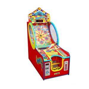 Sega Hoopla Karnaval Redemption Oyunlar