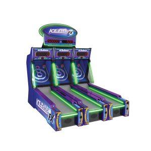 Sega Iceball Fx Karnaval Redemption Biletli Oyunları