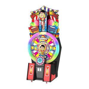 Sega Magicians Wheel Karnaval Redemption Oyunları