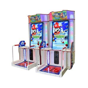 Sega Mario&Sonic At The Rio 2016 Olympic Games (2 P) Video Simülatör Oyumları