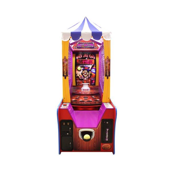 Sega Milk Jug Toss Karnaval Redemption Biletli Oyunlar
