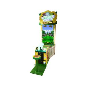 Sega Plants vs Zombies 60 Deluxe Video Redemption Biletli Oyunlar