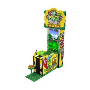 Sega Plants vs Zombies The Last Stand Video Redemption Biletli Oyunları