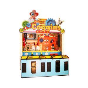 Sega Professor Coggins Shooting Redemption Biletli Oyunları