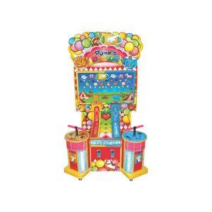 Sega Pump the Balloon Video Redemption Biletli Oyunlar