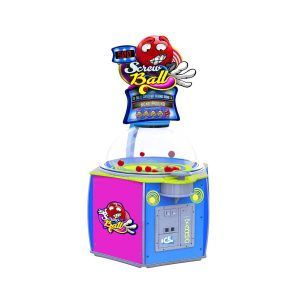 Sega Screw Ball Redemption Biletli Oyunlar