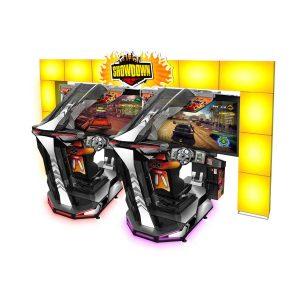 Sega Showdown Attraction Super Deluxe (2P) Video Simülatör