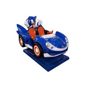 Sega Sonic Kiddie Ride