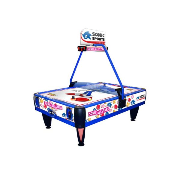 Sega Sonic Sports Air Hockey Spor Redemption Biletli Oyunlar