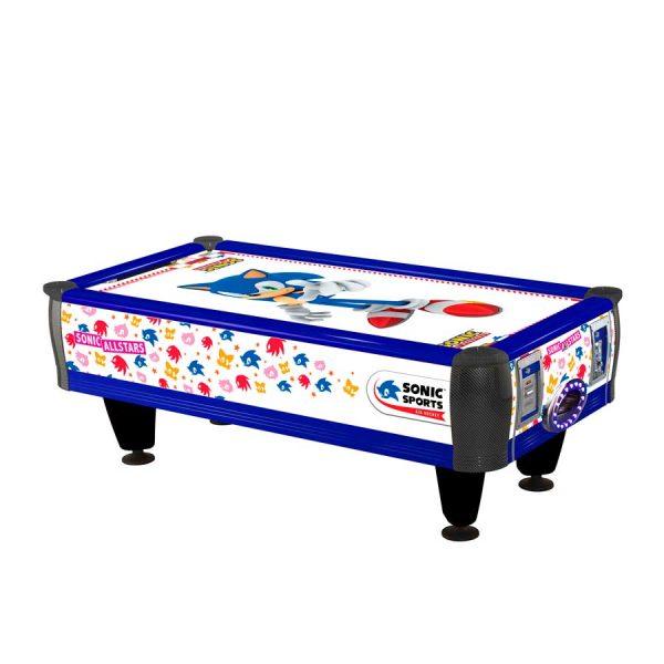 Sega Sonic Sports Baby Air Hockey Spor Redemption Biletli Oyunlar
