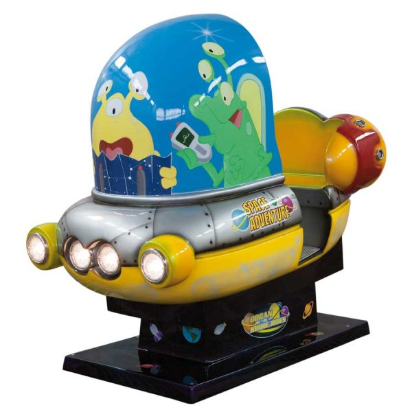 Cogan Space Adventure Kiddie Rides