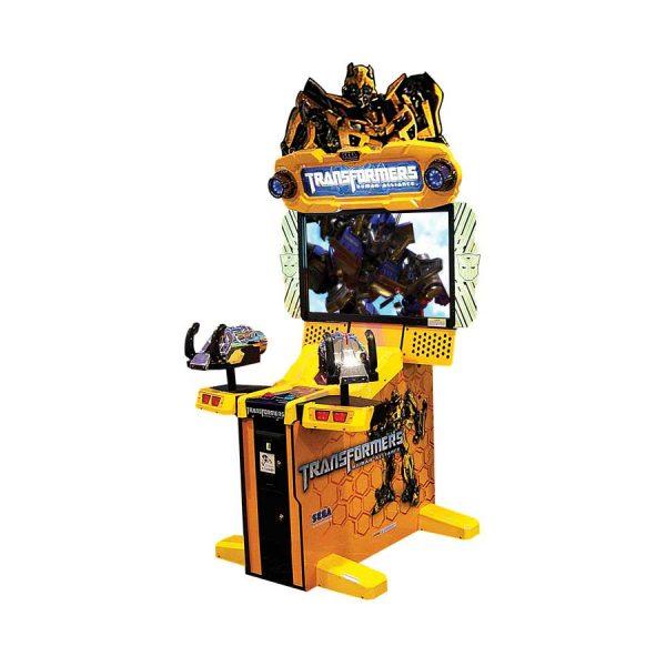 Sega Transformers 42'' Deluxe Video Simülatör