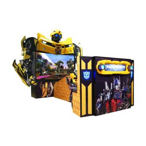Sega Transformers 80'' Super Deluxe Video Simülatör