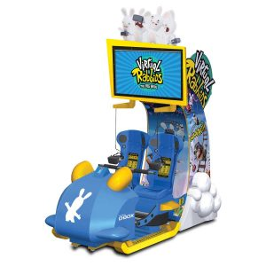 LAI Games Virtual Rabbids The Big Ride
