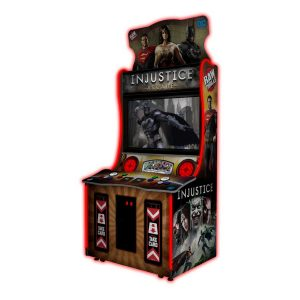 Bandai Namco Injustice 43'' cabinet