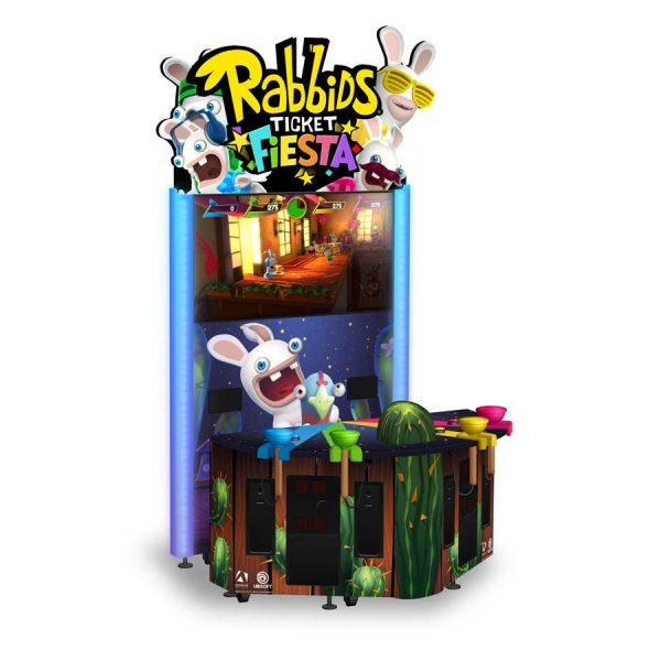 Bandai Namco Rabbids Fiesta