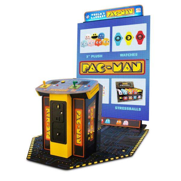 Bandai Namco World's Largest PAC-MAN with carpet