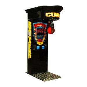 Boxer Cube Black