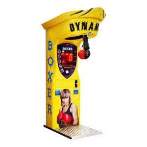 Boxer Dynamic Yellow