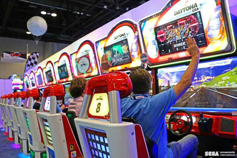 Sega Amusement Best of IAAPA 2018